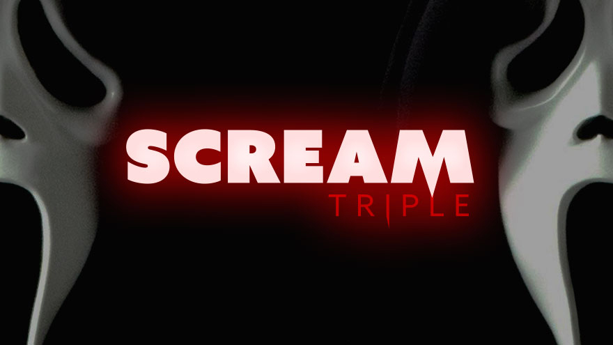 'Scream Triple' on HDNET MOVIES