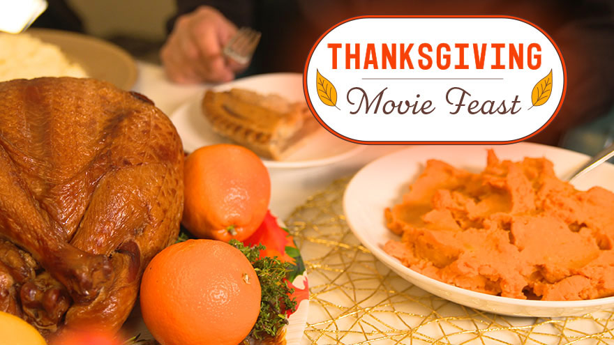 'Thanksgiving Movie Feast' on HDNET MOVIES
