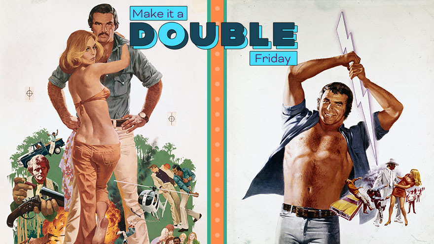 'Make It A Double: Burt Reynolds' on HDNET MOVIES