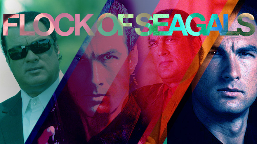 'Flock of Seagals' on HDNET MOVIES