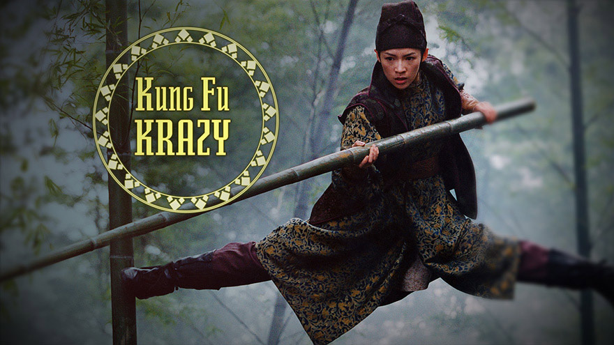'Kung Fu Krazy' on HDNET MOVIES