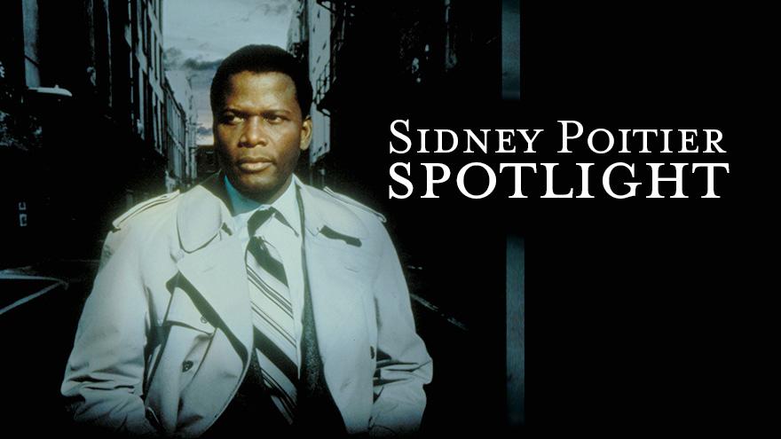 'Sidney Poitier Spotlight' on HDNET MOVIES