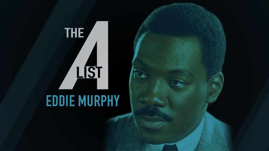'The A-List: Eddie Murphy' on HDNET MOVIES