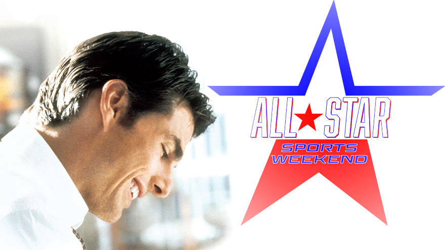 'All Star Sports Weekend' on HDNET MOVIES