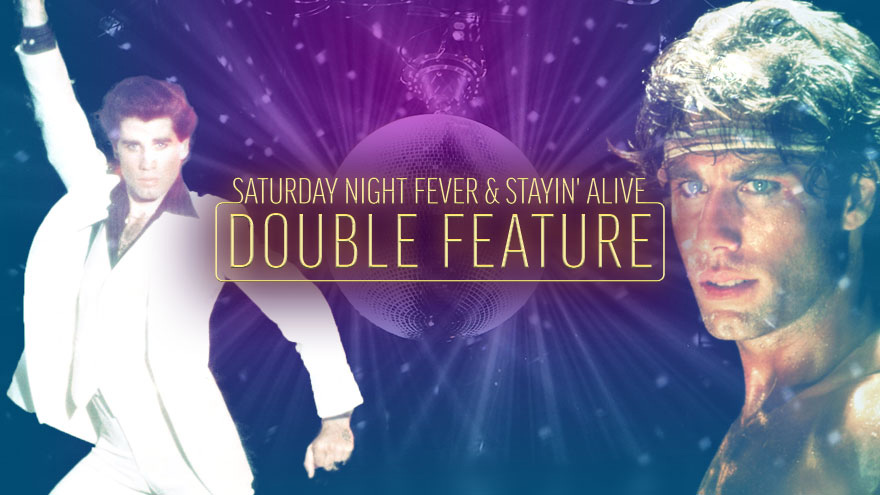 'Saturday Night Fever & Staying Alive' Double Feature on HDNET MOVIES