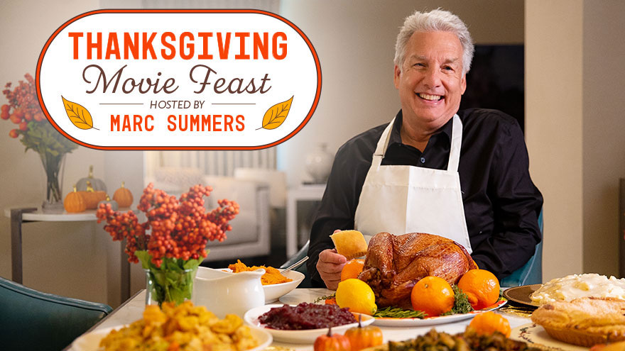 'Thanksgiving Movie Feast hosted by Marc Summers' on HDNET MOVIES