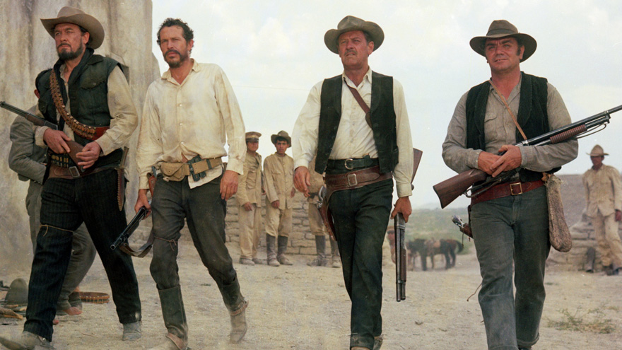 'The Wild Bunch' on HDNET MOVIES