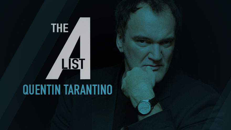 'The A-List: Quentin Tarantino' on HDNET MOVIES