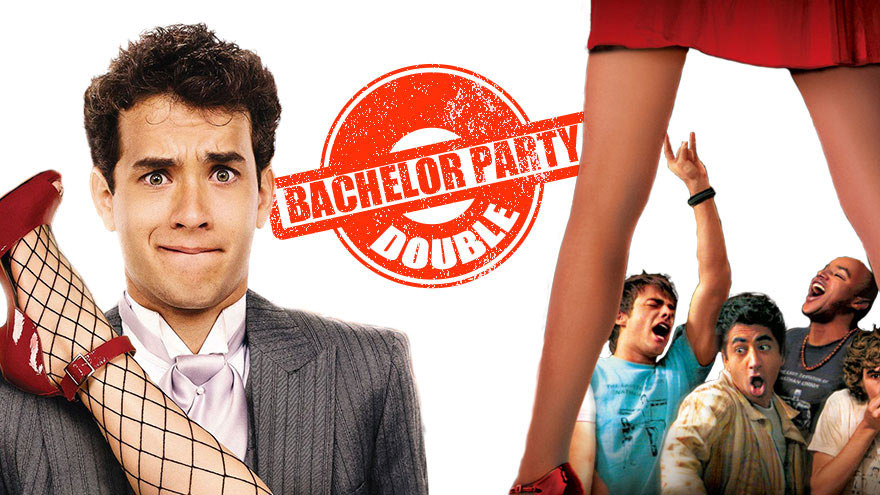 'Bachelor Party Double' on HDNET MOVIES
