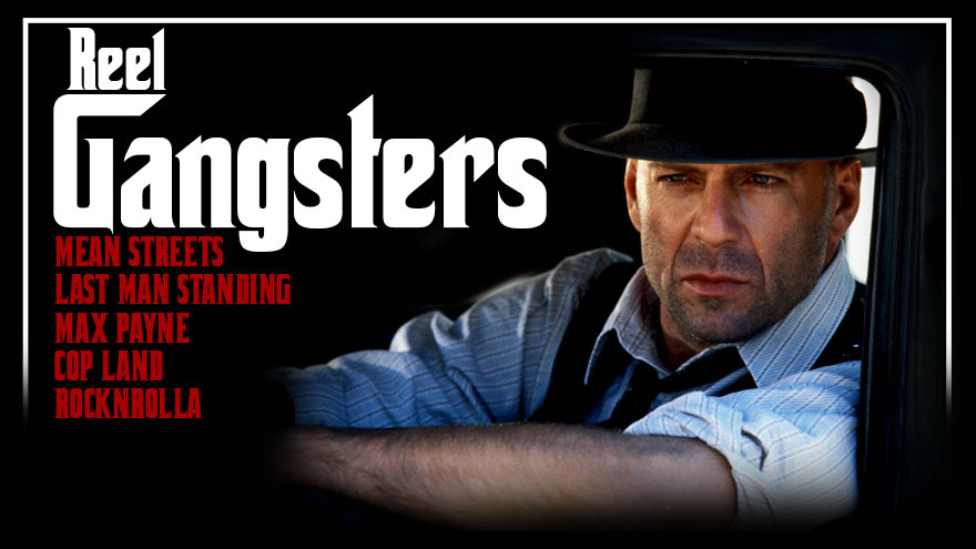 'Reel Gangsters' on HDNET MOVIES
