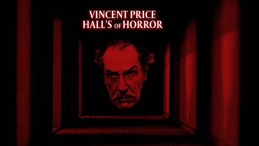 'Vincent Price Hall's of Horror' on HDNET MOVIES