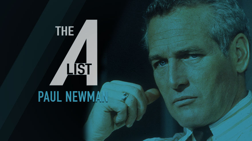 'The A List: Paul Newman' on HDNET MOVIES