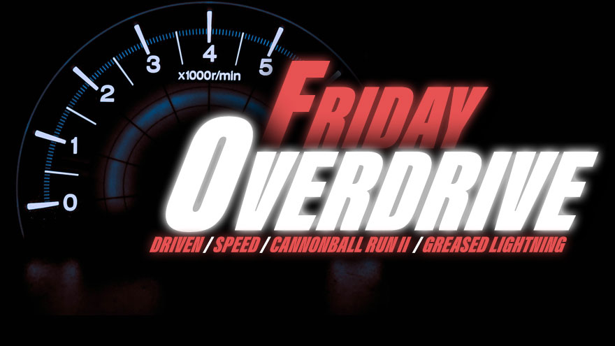 'Friday Overdrive' on HDNET MOVIES