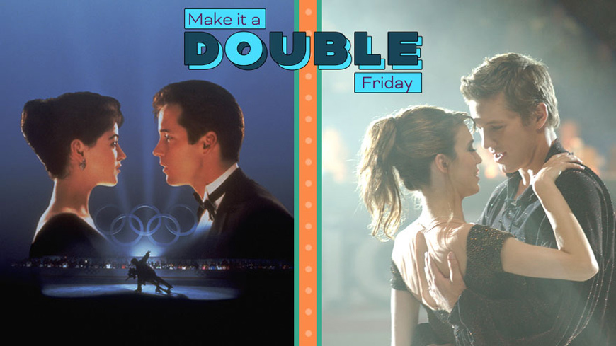 'Make It A Double: The Cutting Edge' on HDNET MOVIES