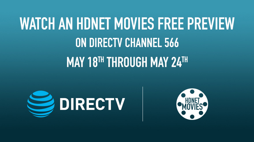 May DIRECTV Free Preview on HDNET MOVIES