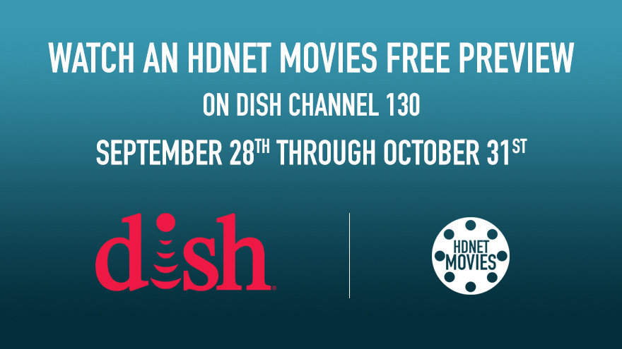 DIRECTV Free Preview Sept 28 - Oct 31 on HDNET MOVIES