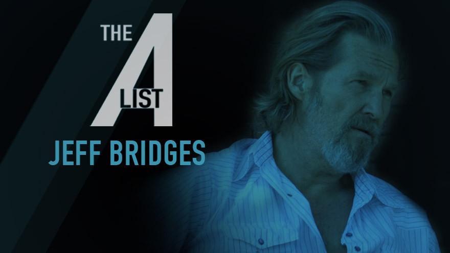'The A-List: Jeff Bridges' on HDNET MOVIES