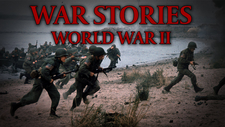 'War Stories: World War II' on HDNET MOVIES