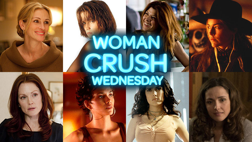 'Woman Crush Wednesday' on HDNET MOVIES