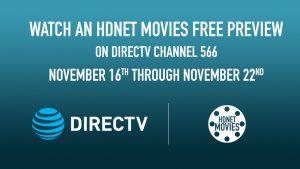 DIRECTV Nov 16-22 on HDNET MOVIES