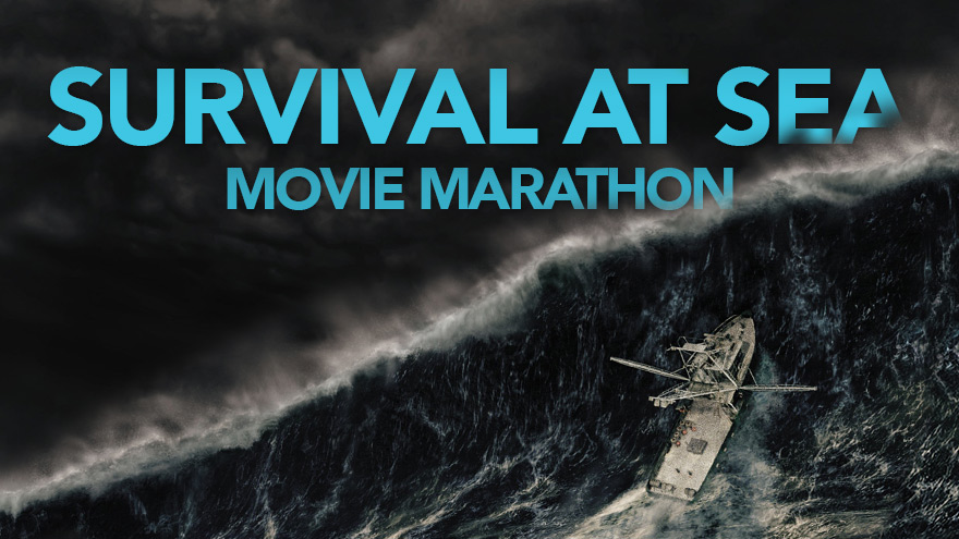 'Survival at Sea Marathon' on HDNET MOVIES