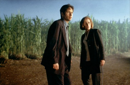 The X-Files movie was released in 1998 after 5 seasons of the TV series on Fox.