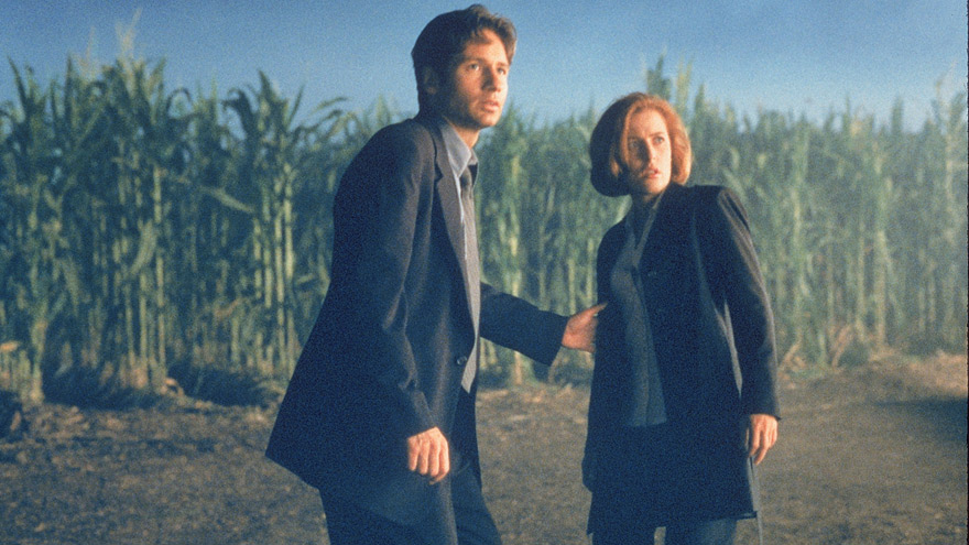 'The X Files' on HDNET MOVIES
