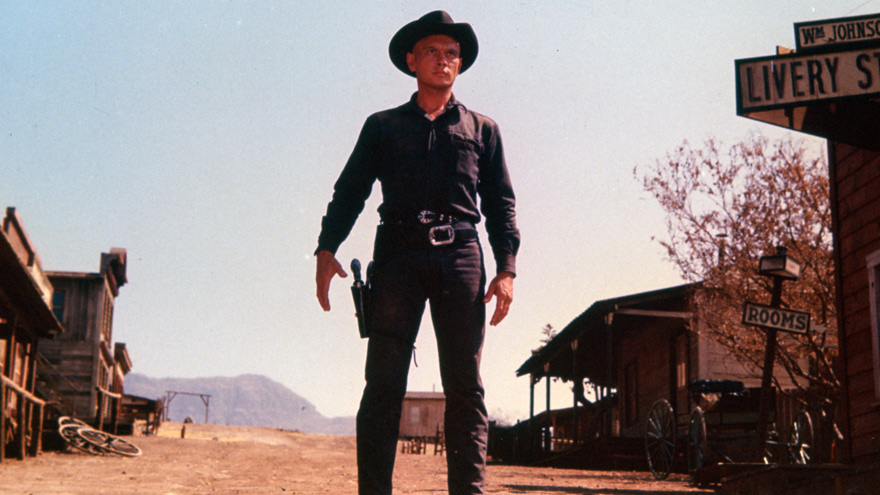 'The Magnificent Seven' on HDNET MOVIES