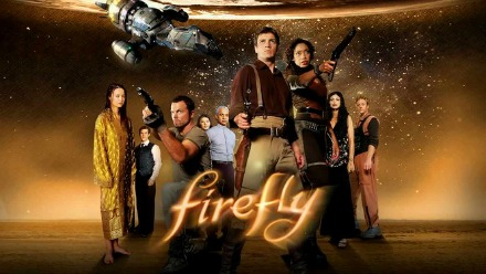 Serenity came three years after the cancellation of the short-lived Firefly.