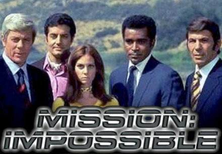 Image result for tv series mission impossible